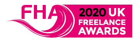 FHA Freelance Awards 2020 Logo
