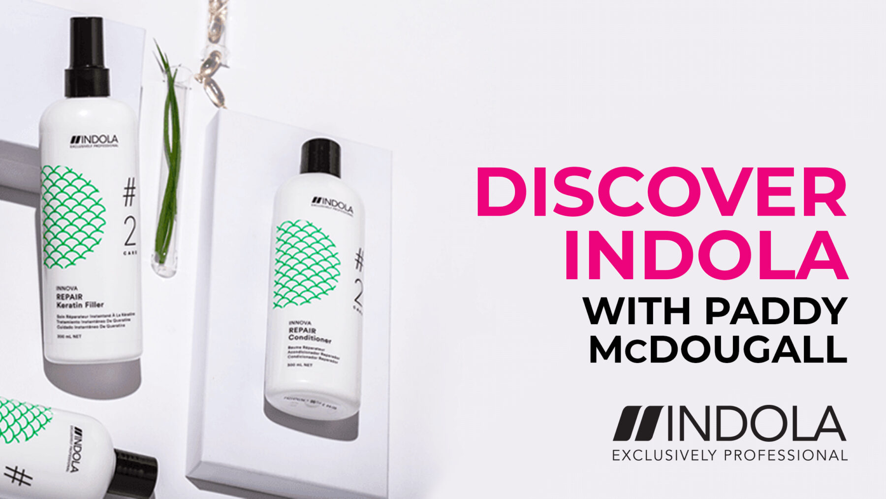 Discover Indola with Paddy McDougall