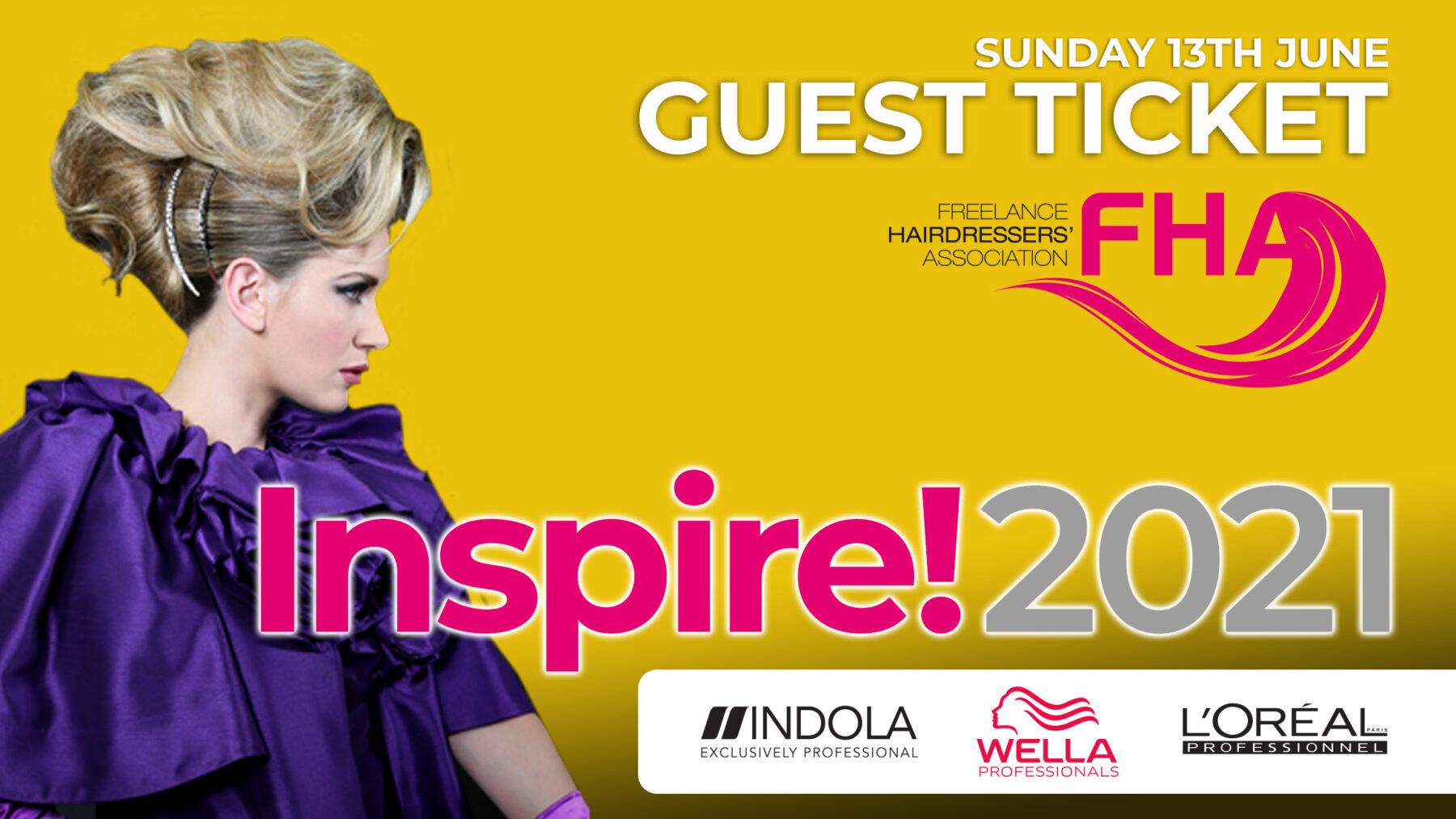 Inspire! 2021 Guest Ticket