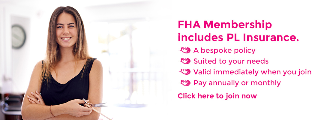 FHA Membership includes PL Insurance