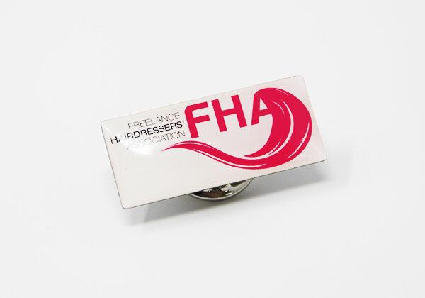 FHA Pin Badge
