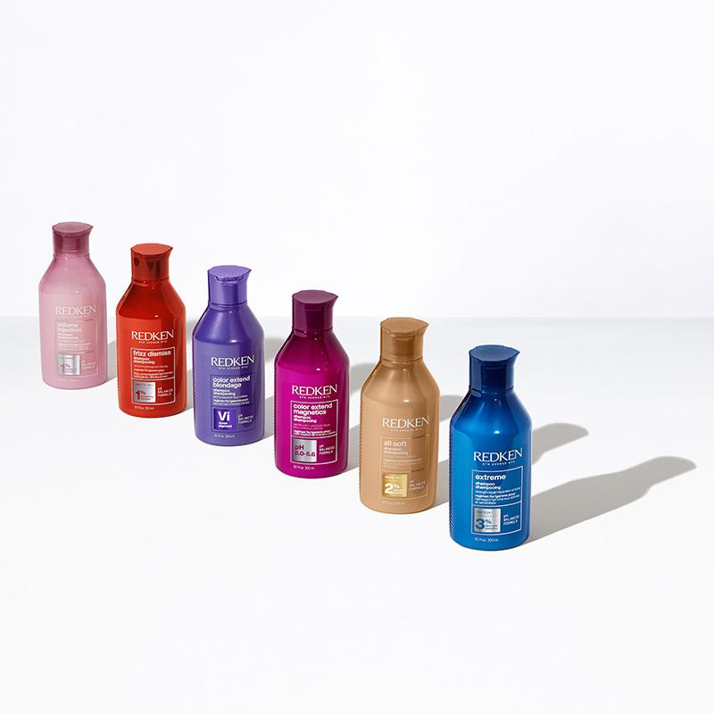Redken new look packaging 2021