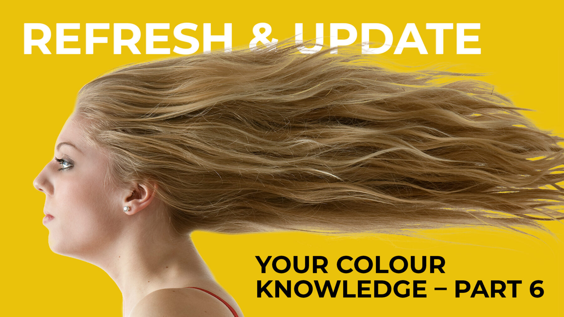 Refresh & Update your Colour Knowledge Part 6