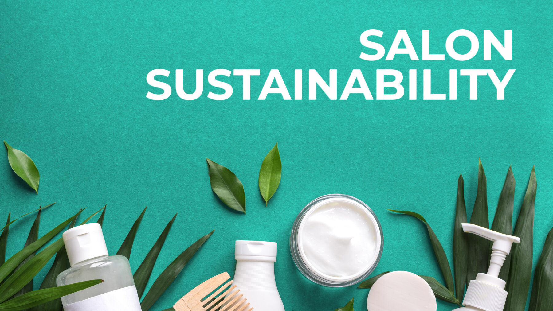 Salon Sustainability with JC Aucamp