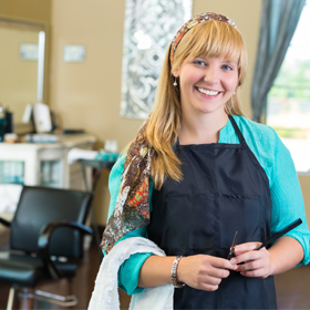 Setting up a hairdressing business