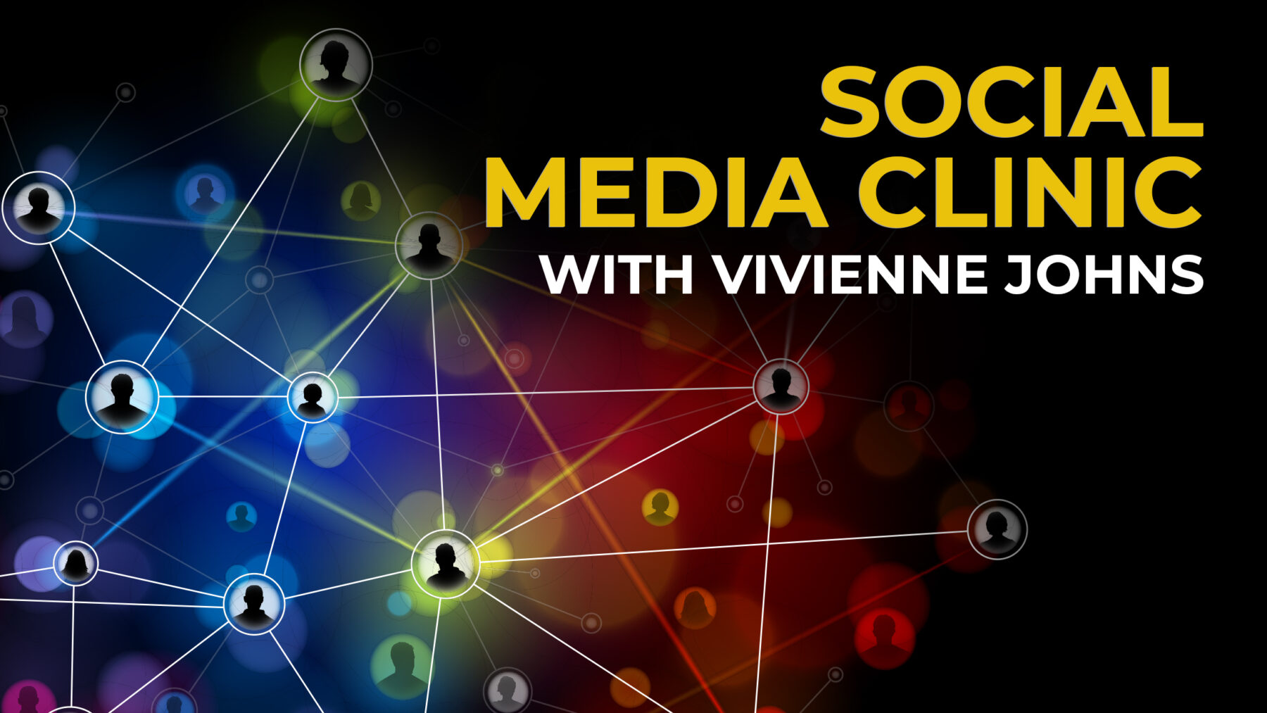 Social Media Clinic with Vivienne Johns