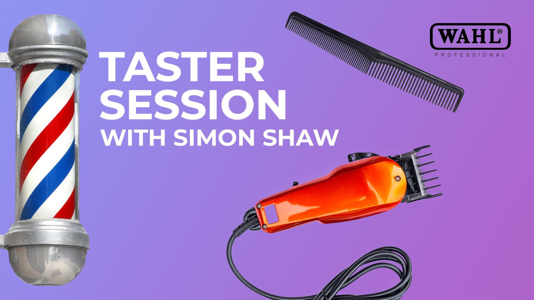 Simon Shaw Taster Session