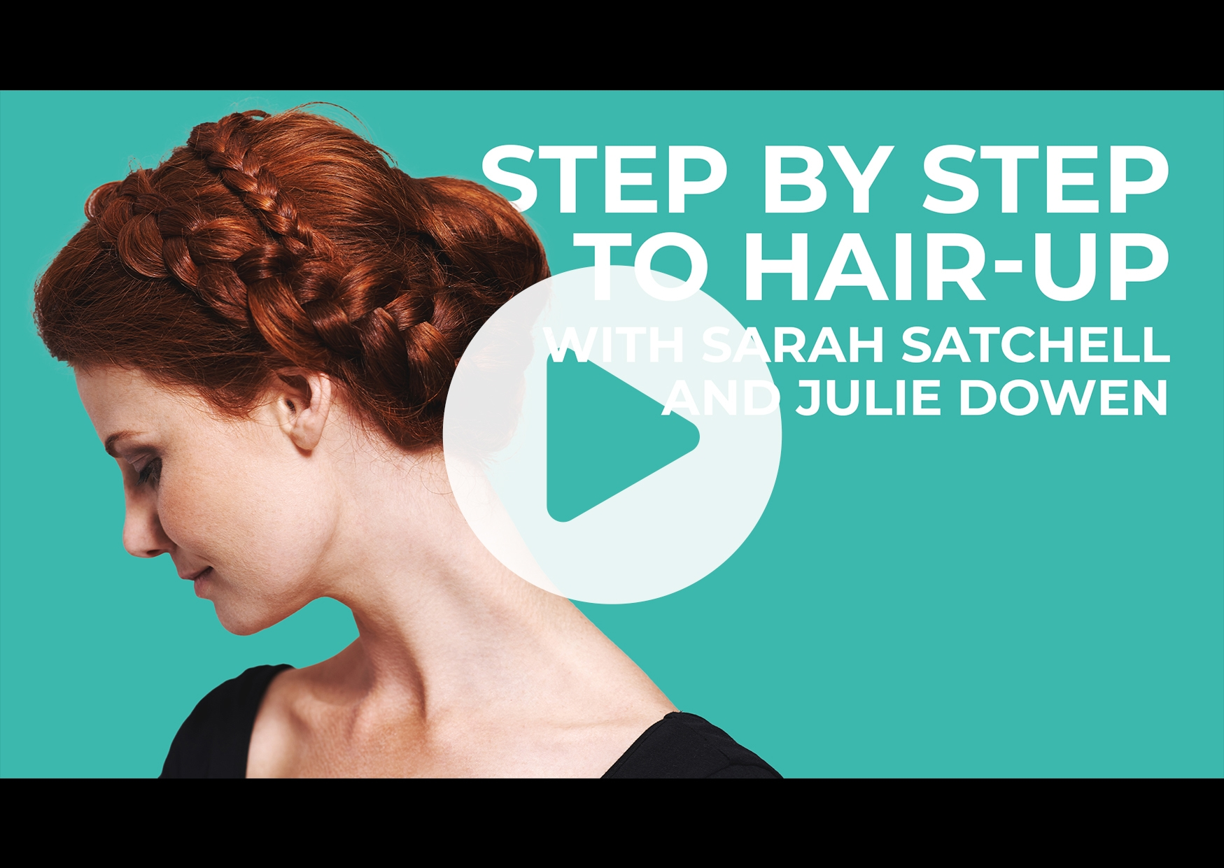Step by Step to Hair-up Zoom Recording
