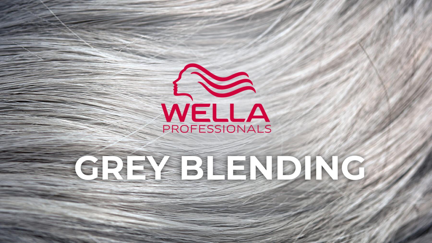 Grey Blending - Sponsored and Run by Wella